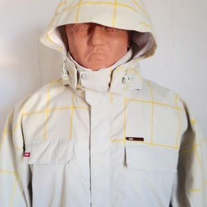 Foursquare Snowboarding Jacket EUC Size XL